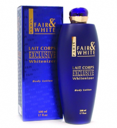 Fair & White Exclusive  Whitenizer Body Lotion 500ml